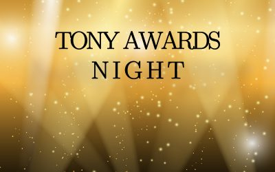 #TonyAwards Night!
