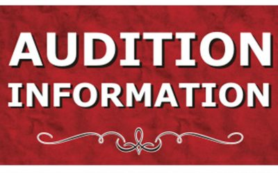 P3 Theatre Partners with OC Theatre Guild Regional Auditions